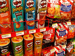 Snack food and more snack food